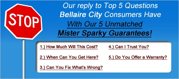 Questions Bellaire Electrician